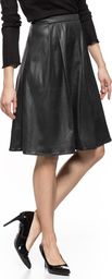 Tom Tailor TOM TAILOR LEATHER OPTIC MIDI SKIRT 40 L