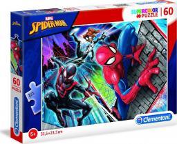 Clementoni Puzzle 60 elementów Super Kolor - Spider-Man