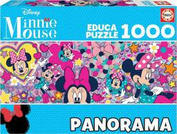 Educa Puzzle 1000 elementów Myszka Minnie Panorama