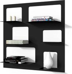 D2 Design Biblioteczka Libra 3 czarna uniwersalny