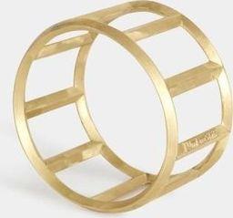 D2 Design Otwieracz do butelek Roll Brass złoty