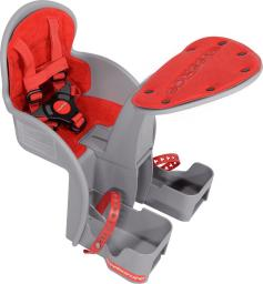 WeeRide Fotelik rowerowy Safe Front Classic Red