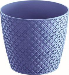 Prosperplast Doniczka Orient włoski niebieski 12,8cm (DOR130-285C)