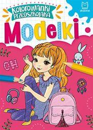 Kolorowanki przedszkolaka. Modelki