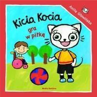 Kicia Kocia gra w piłkę