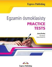 Egzamin ósmoklasisty. Practice Tests + CD