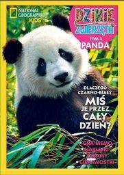 PANDA DZIKIE ZWIERZĘTA TOM 3