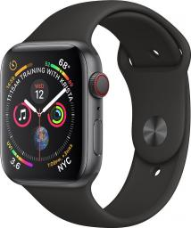 Smartwatch Apple Watch 4 GPS+Cellular Grey Alu Czarny Szary  (MTVU2WB/A)