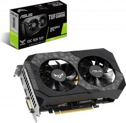 Karta graficzna Asus TUF GeForce GTX 1660 Gaming OC 6GB GDDR5 (TUF-GTX1660-O6G-GAMING)