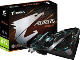 Karta graficzna Gigabyte Aorus RTX 2080Ti Xtreme 11GB GDDR6 (GV-N208TAORUS X-11GC)