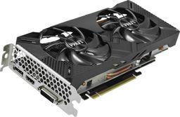 Karta graficzna Palit GeForce GTX 1660 DUAL OC 6GB GDDR6 (NE51660S18J9-1161A)