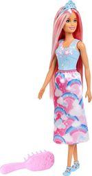 Mattel Lalka Barbie Księżniczka do czesania (FXR94)