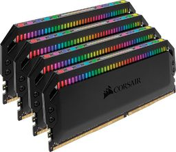 Pamięć Corsair Dominator Platinum, DDR4, 64 GB,3600MHz, CL18 (CMT64GX4M4K3600C18)