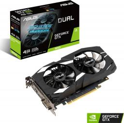 Karta graficzna Asus Dual GeForce GTX 1650 4GB GDDR5 (DUAL-GTX1650-4G)