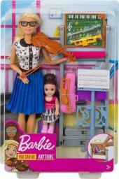 Barbie KARIERA Nauczycielka muzyki  (DHB63/FXP18)