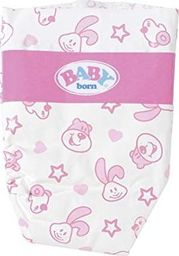 Zapf Zapf BABY born® diapers (5 pieces) - 826508