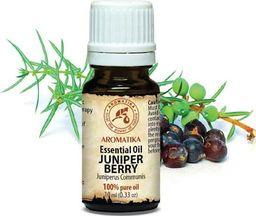 Aromatika AROMATIKA_Essential Oil 100% Pure Oil olejek eteryczny Juniper Berry 10ml