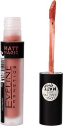 Eveline EVELINE_Matt Magic Lip Cream pomadka do ust w płynie 02 Cashmere Nude 4,5ml