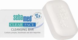 Sebamed Mydło w kostce Clear Face Cleansing Bar 100g
