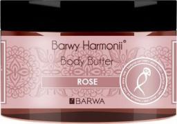 Barwa Masło do ciała Rose 220ml