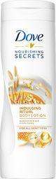 Dove  Balsam do ciała Nourishing Secrets Replenishing Ritual Body Lotion Oat Milk & Acacia Honey 400ml