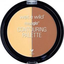 Wet n Wild Zestaw do konturowania twarzy Megaglo Contouring Palette Contour Caramel Toffee 12.5g