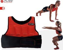 Pure2Improve Kamizelka z obciążeniem Vest czerwona