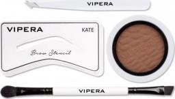 Vipera Zestaw Celebrity Eyebrow Definer Kit 01 Peanut 4.5g