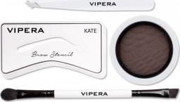 Vipera Zestaw Celebrity Eyebrow Definer Kit 06 Uptown 4.5g