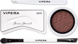 Vipera Zestaw Celebrity Eyebrow Definer Kit 09 Cubist 4.5g