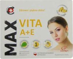 Colfarm COLFARM_Max Vita A+E zdrowa i piękna skóra suplement diety 30 kapsułek