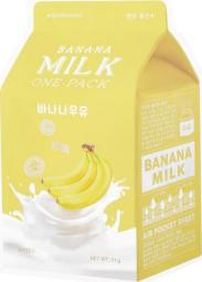 Apieu Milk One-pack Nourishing Banana 20g