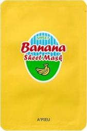Apieu Maseczka do twarzy Sweet Banana Sheet Mask Banana 23g