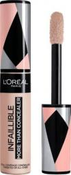 L'Oreal Paris Korektor do twarzy i pod oczy Infaillible More Than Concealer 320 Porcelain 11ml