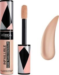 L'Oreal Paris Korektor do twarzy i pod oczy Infaillible More Than Concealer 325 Bisque 11ml
