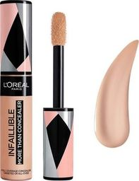 L'Oreal Paris Korektor do twarzy i pod oczy Infaillible More Than Concealer 327 Cashmine 11ml