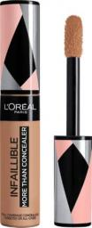 L'Oreal Paris Korektor do twarzy i pod oczy Infaillible More Than Concealer 333 Cedar 11ml