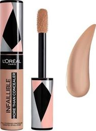 L'Oreal Paris Korektor do twarzy i pod oczy Infallible More Than Concealer 328 Biscuit 11ml