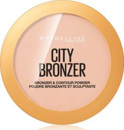 Maybelline  Bronzer do twarzy City 150 Light Warm 8g