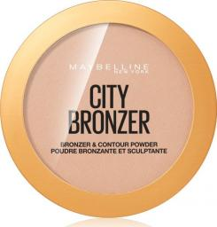 Maybelline  Bronzer do twarzy City 250 Medium Warm 8g