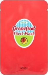 Apieu Maseczka do twarzy Sweet Grapefruit Sheet Mask 25g