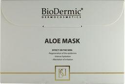 Biodermic  Maseczka do twarzy Aloe Mask nawilżająca 25ml