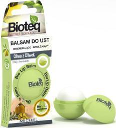 Bioteq Balsam do ust regenerująco-nawilżający Oliwa z Oliwek 8.5g