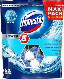 Domestos DOMESTOS_Power 5 kostka toaletowa Ocean 5x55g