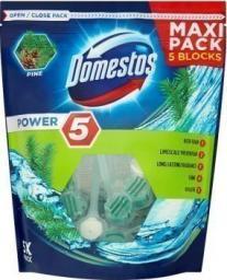 Domestos Power 5 Pine Kostka toaletowa 5 x 55 g