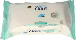Dove  DOVE_Baby Sensitive Moisture Wipes nawilżane chusteczki oczyszczające 50szt.