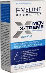 Eveline EVELINE_Men X-Treme Sensitive 6w1 balsam po goleniu intensywnie łagodzący 100ml