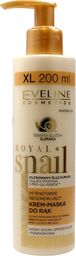 Eveline Royal Snail intensywnie regenerujący krem-maska do rąk 200ml