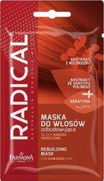 Farmona Radical Rebuilding Mask odbudowująca maska do włosów 20g