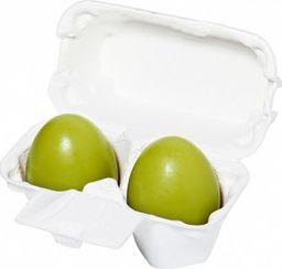 Holika Holika Mydło do mycia twarzy Green Tea Egg Soap Zielona Herbata 2x50g